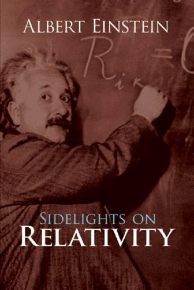 Einstein Sidelights on Relativity