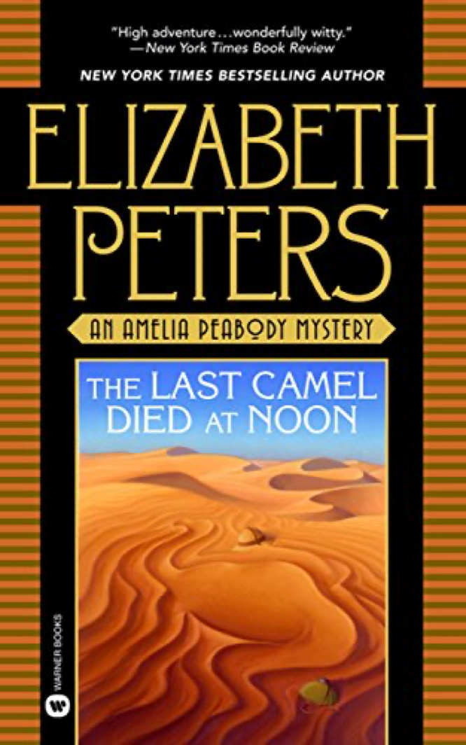 Peters The Last Camel Died at Noon