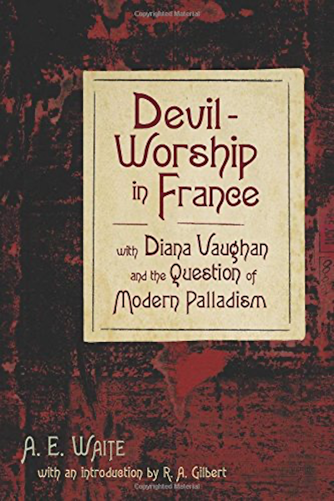Waite Devil-Worship in France