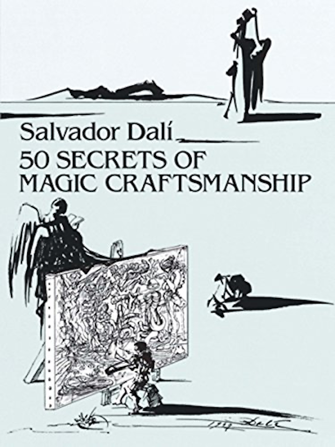 Dali Chevalier 50 Secrets of Magic Craftsmanship