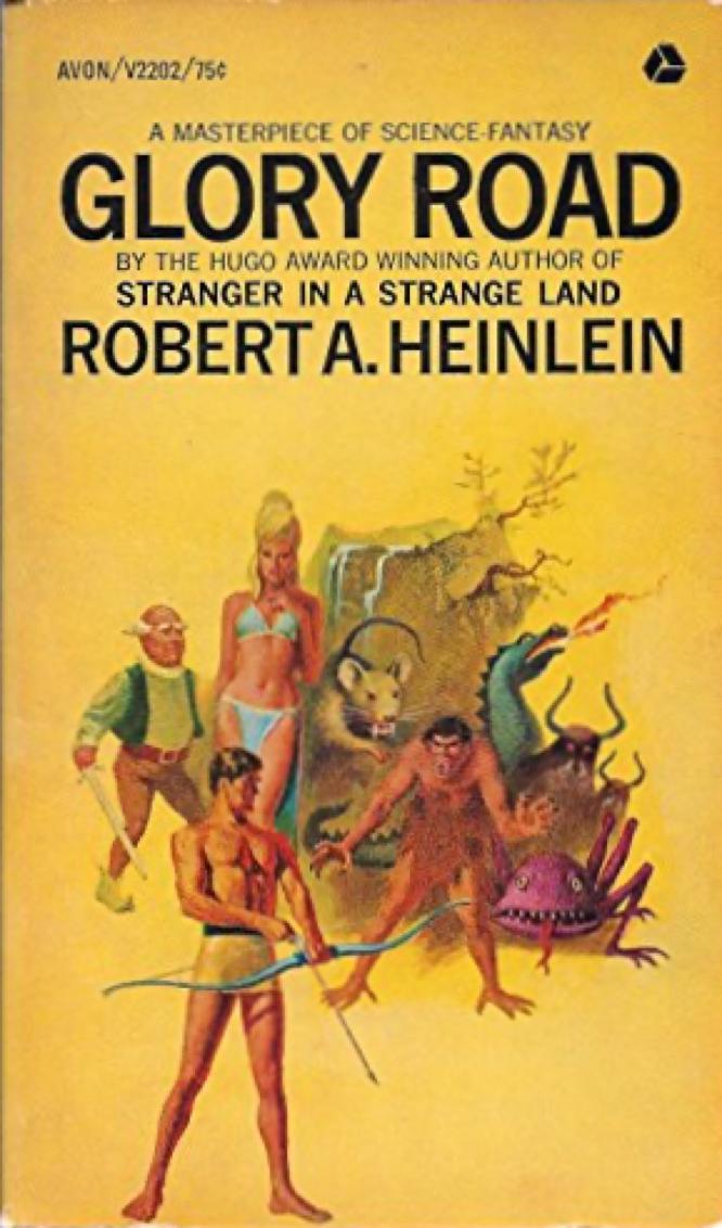 Heinlein Glory Road