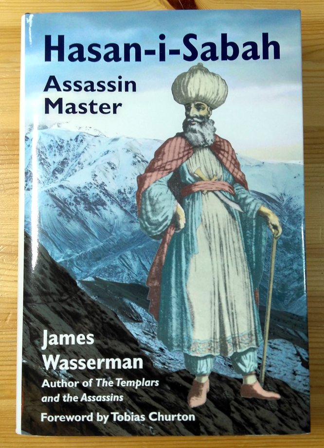 James Wasserman Hasan-i-Sabah Assassin Master Ibis Press