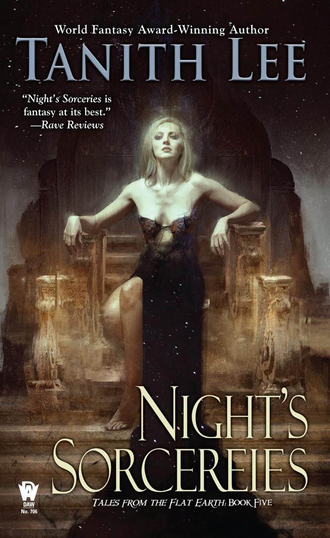 Lee Night's Sorcereies(sic)