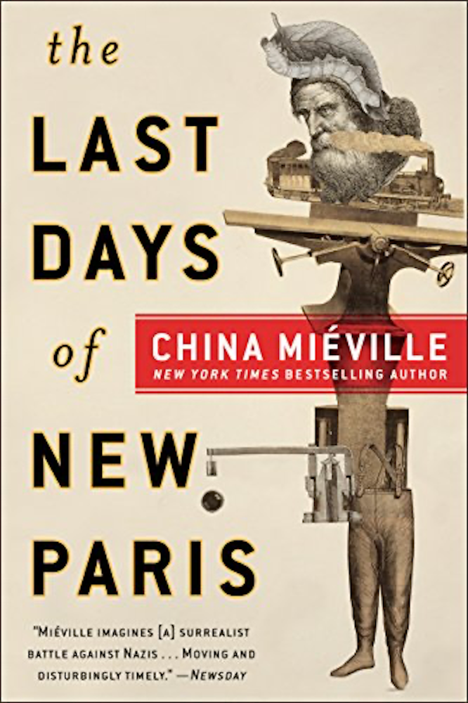 Miéville The Last Days of New Paris