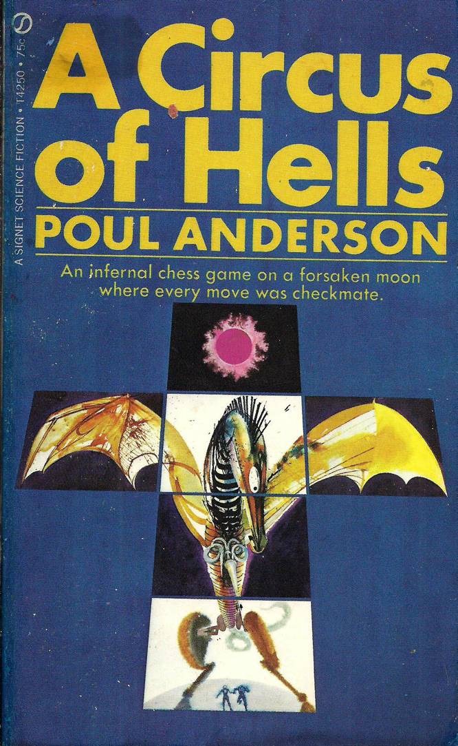 Anderson A Circus of Hells