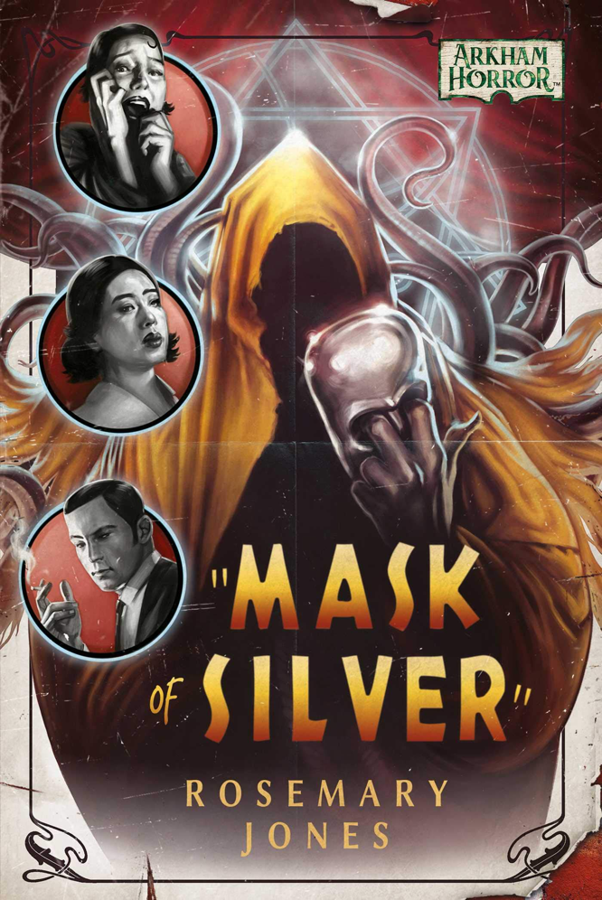 Jones Mask of Silver