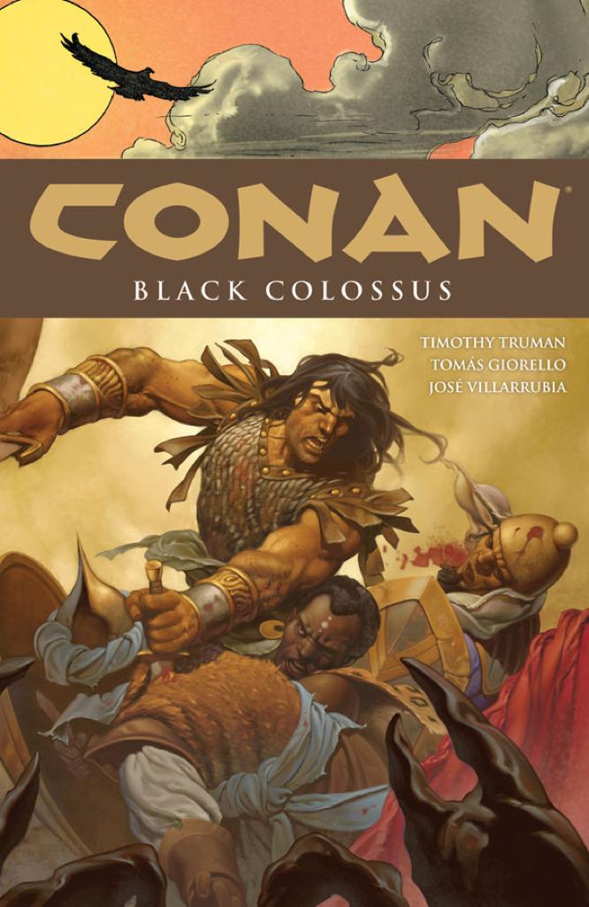 Truman Conan Black Colossus