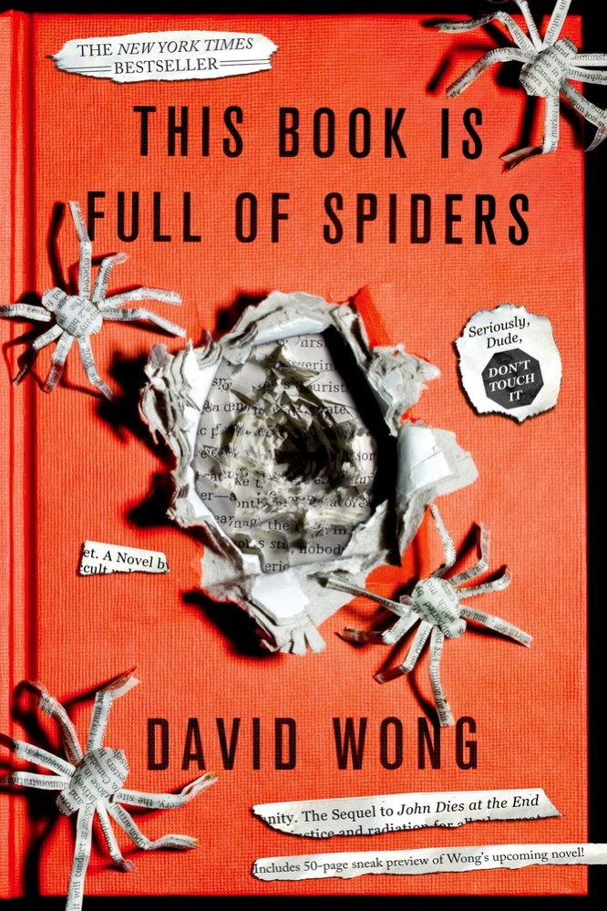 Wong This Book is Full of Spiders