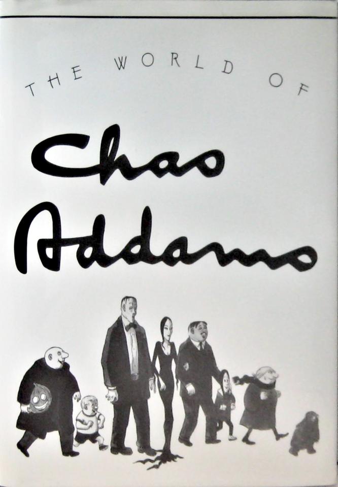 Addams The World of Charles Addams