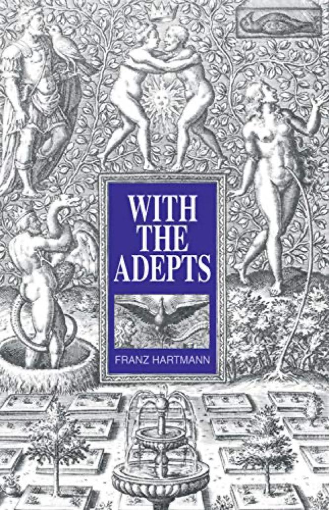 Hartmann Gilbert Among the Adepts