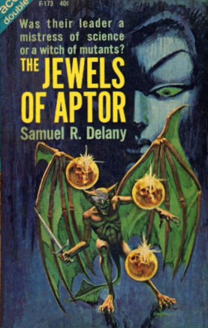 Delany The Jewels of Aptor