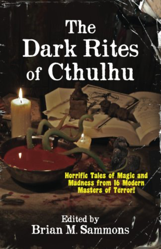 Sammons The Dark Rites of Cthulhu