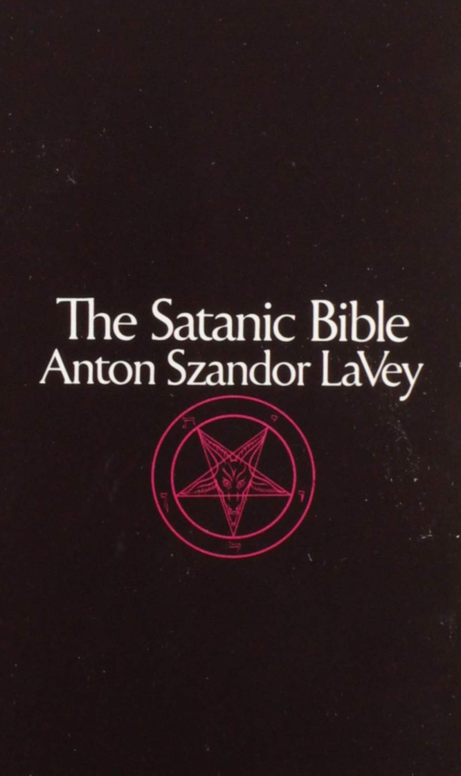 LaVey The Satanic Bible