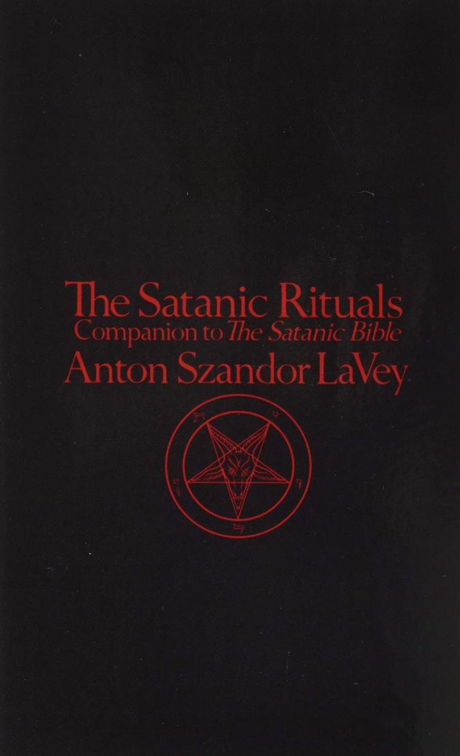 LaVey The Satanic Rituals