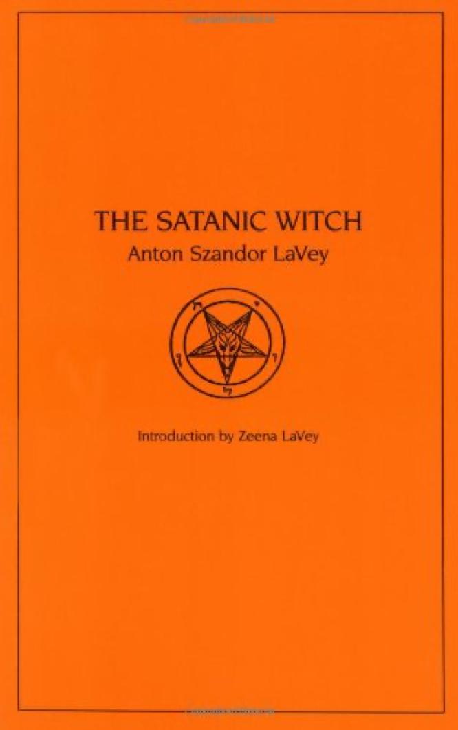 LaVey The Satanic Witch