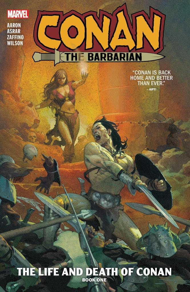 Asrar Aaron Conan the Barbarian The Life and Death of Conan