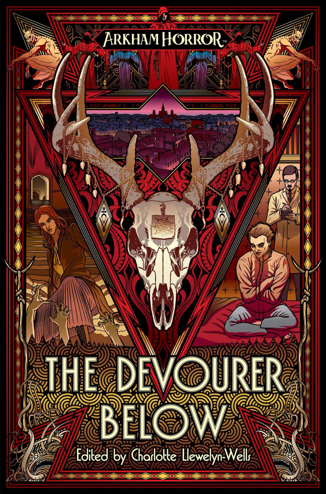 Llewelyn-Wells The Devourer Below