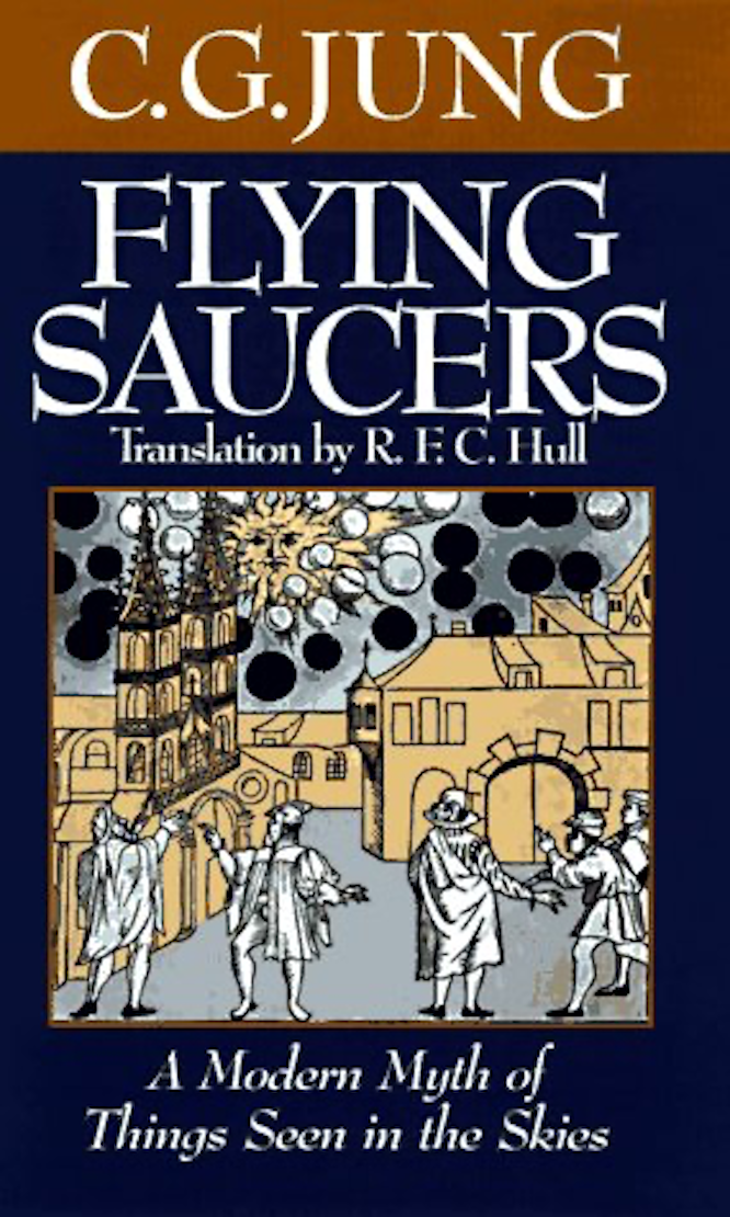 Jung Hull Flying Saucers