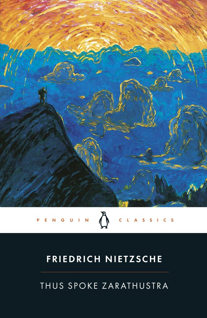 Nietzsche Hollingdale Thus Spoke Zarathustra