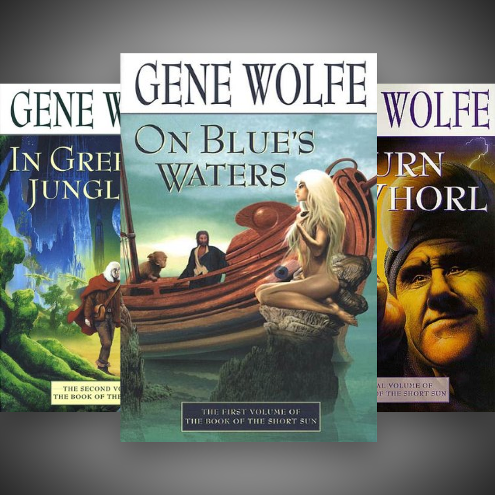 Wolfe The Book of the Short Sun series
