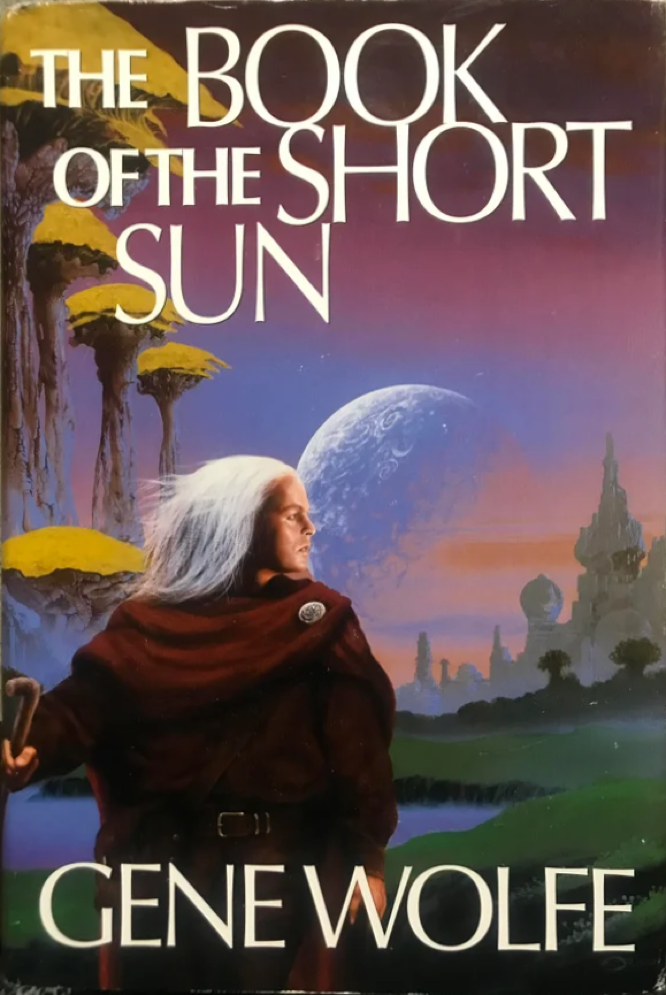 Wolfe The Book of the Short Sun Science Fiction Book Club