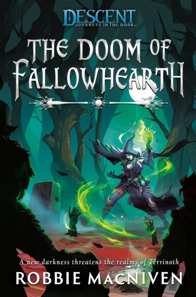 MacNiven The Doom of Fallowhearth