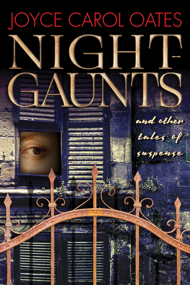 Oates Night-Gaunts and Other Tales of Suspense